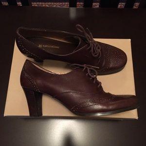 Naturalizer Oxford Heels